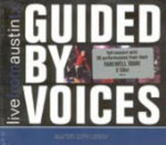 Live from Austin TX - CD Audio di Guided by Voices