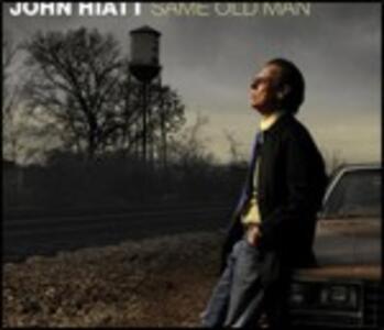 Same Old Man - CD Audio + DVD di John Hiatt