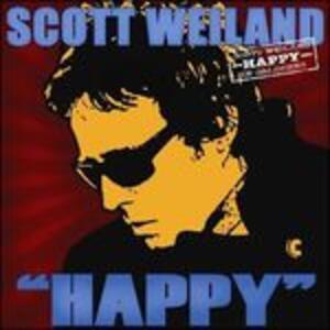 Happy in Galoshes - CD Audio di Scott Weiland