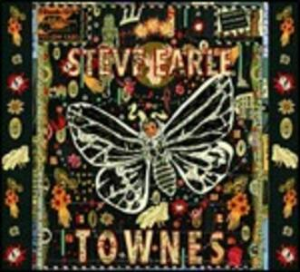 Townes - CD Audio di Steve Earle