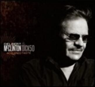 Acquired Taste - CD Audio + DVD di Delbert McClinton