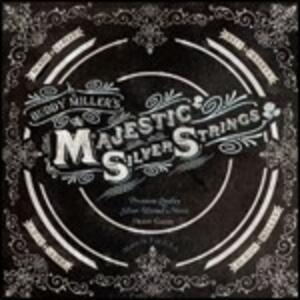 The Majestic Silver Strings - CD Audio + DVD di Buddy Miller