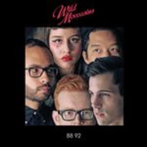 88 92 - CD Audio di Wild Moccasins