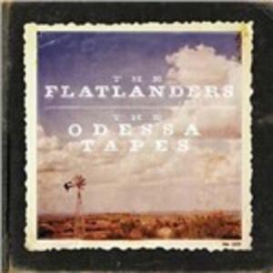 The Odessa Tapes - CD Audio + DVD di Flatlanders