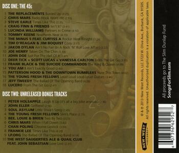 Songs for Slim. Rockin' Here Tonight - CD Audio - 2