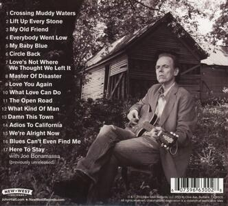 Here to Stay. Best of 2000-2012 - CD Audio di John Hiatt - 2