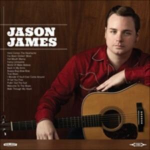 Jason James - CD Audio di Jason James