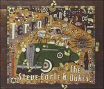 Terraplane - Vinile 10'' di Steve Earle,Dukes