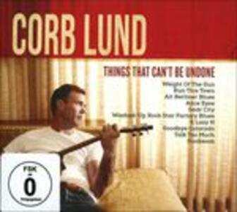 Things That Can Be Done - CD Audio di Corb Lund