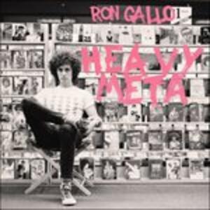 Heavy Meta - CD Audio di Ron Gallo