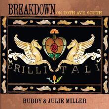 Breakdown on 20th Ave. South - CD Audio di Buddy Miller,Julie Miller