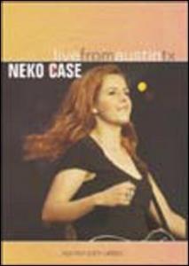 Film Neko Case. Live From Austin, TX. Austin City Limits