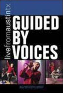 Guided By Voices. Live From Austin, TX. Austin City Limits - DVD