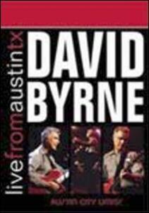 David Byrne. Live From Austin, TX. Austin City Limits - DVD