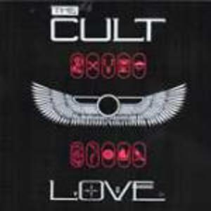 Love - CD Audio di Cult
