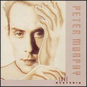 Love Hysteria - CD Audio di Peter Murphy