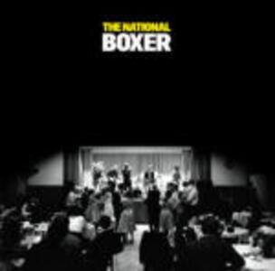 Boxer - CD Audio di National