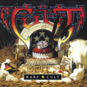 Best of Rare Cult - CD Audio di Cult