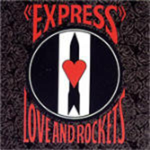 Express - CD Audio di Love and Rockets