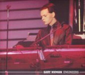 Engineers - CD Audio di Gary Numan
