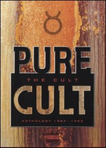 Film The Cult. Pure Cult. Anthology 1984-1995