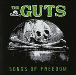 Songs of Freedom - CD Audio di Guts