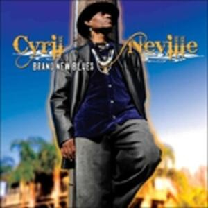 Brand New Blues - CD Audio di Cyril Neville