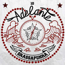 Adelante - CD Audio di Skassapunka
