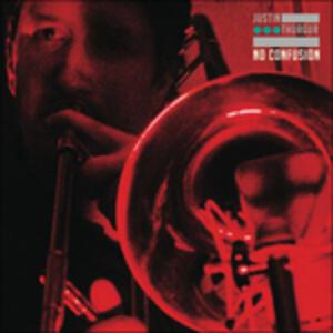 No Confusion - CD Audio di Justin Thurgur