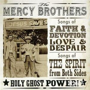 Holy Ghost Power - CD Audio di Mercy Brothers