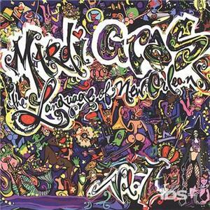 Mardi Gras. The Language Of New Orleans - CD Audio