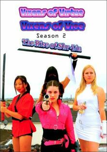 Vixens Of Virtue Vixensof Vice Season 2 - DVD