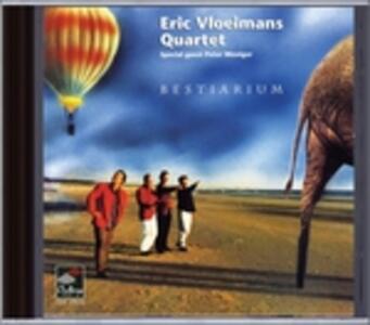 Bestiarium - CD Audio di Eric Vloeimans