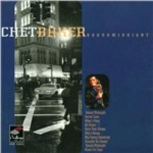 Round Midnight - CD Audio di Chet Baker