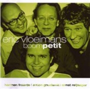 Boompetit - CD Audio di Eric Vloeimans