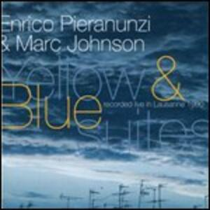 Yellow & Blue Suites - CD Audio di Enrico Pieranunzi,Marc Johnson