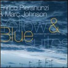 Yellow & Blue Suites - CD Audio di Enrico Pieranunzi,Marc Johnson