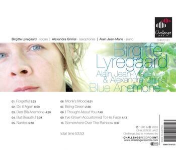 Blue Anemone - CD Audio di Birgitte Lyregaard