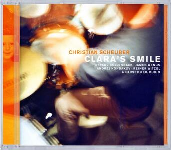 Clara's Smile - CD Audio di Christian Scheuber