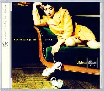 Olivia - CD Audio di Martin Auer