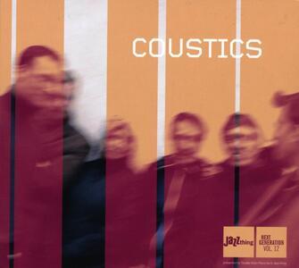 Coustics - CD Audio di Coustics