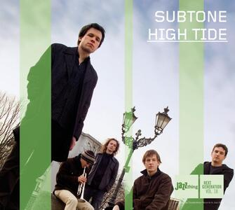 High Tide - CD Audio di Subtone