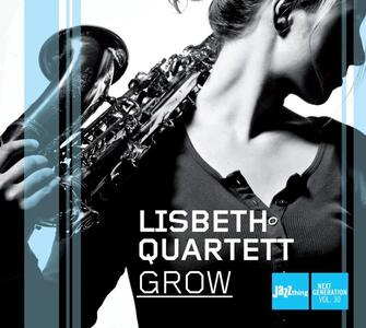 Grow - CD Audio di Lisbeth Quartet