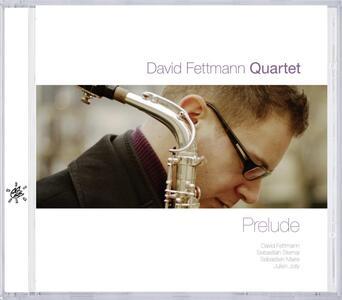Prelude - CD Audio di David Fettmann