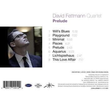 Prelude - CD Audio di David Fettmann - 2