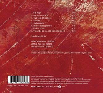Two Lost Churches - CD Audio di Marc Perrenoud - 2