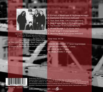 Pursuit of Happiness - CD Audio di Tobias Meinhart - 2
