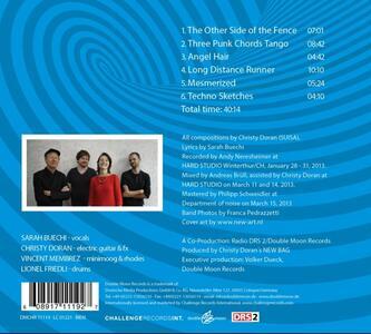 Mesmerized - CD Audio di Christy Doran's New Bag - 2