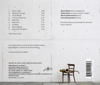 Neon Sounds - CD Audio di Denis Gabel - 2