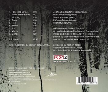 Here - CD Audio di Jochen Baldes - 2